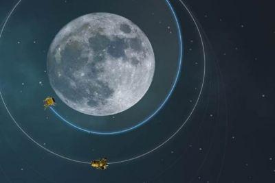 विक्रम लैंडर से चाहे टूट गया हो संपर्क, लेकिन चंद्रयान-2 ऑर्बिटर 1 साल तक चांद पर करता रहेगा शोध