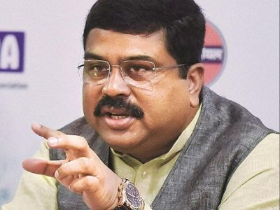 Minister of Petroleum and Natural Gas Dharmendra Pradhan set out on a visit to Gulf countries