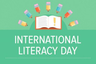 World Literacy Day: This much of India's population is still uneducated