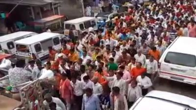 MP People reached Ayodhya in Madhya Pradesh, claims themselves the descendants of Lord Ram