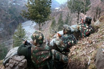 Pakistan violets ceasefire again, firing on border continues