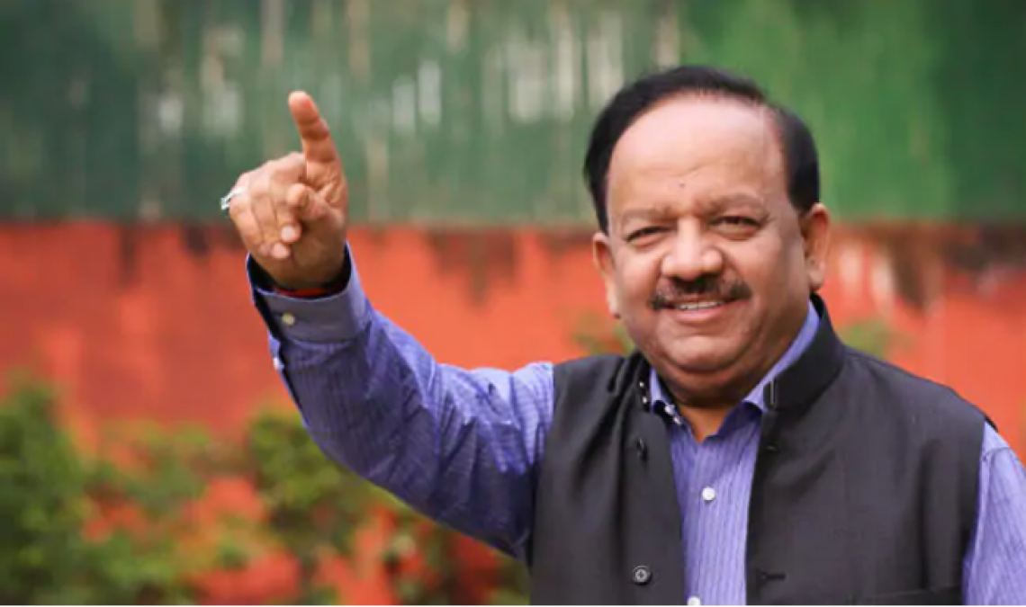 Five years later, Kashmiris will feel that  Section 370 was imposed on them: Dr. Harsh Vardhan