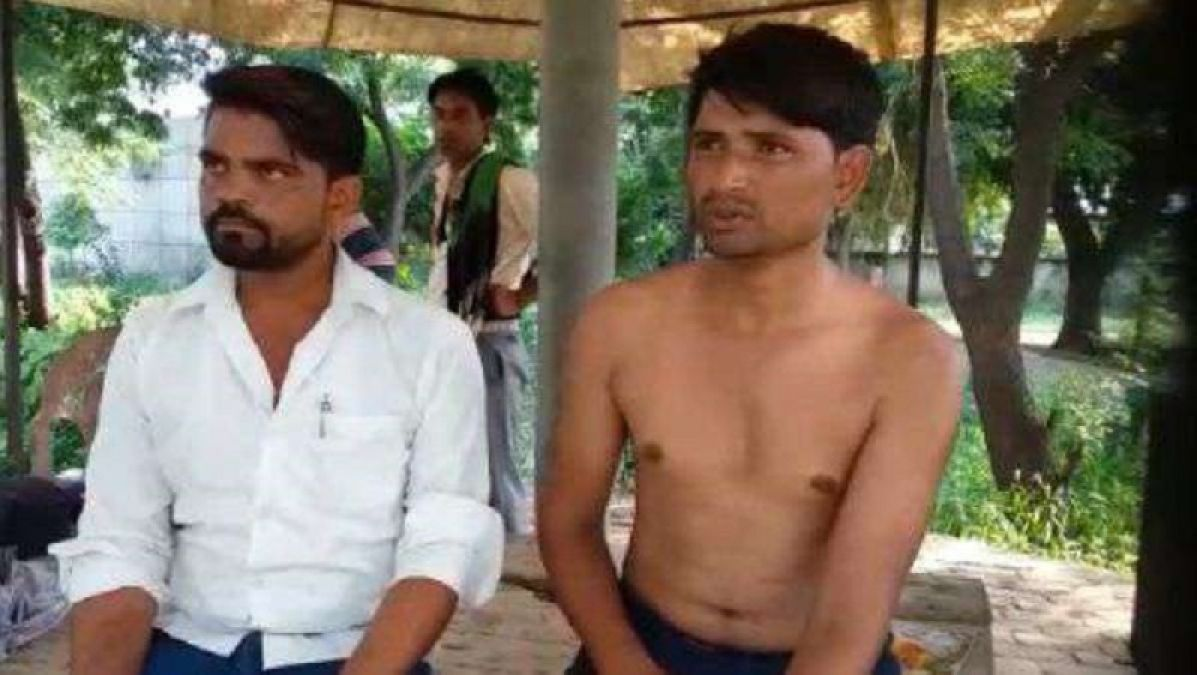 UP: Youths Subjected To Third Degree Torture By Police Suspicion of Theft