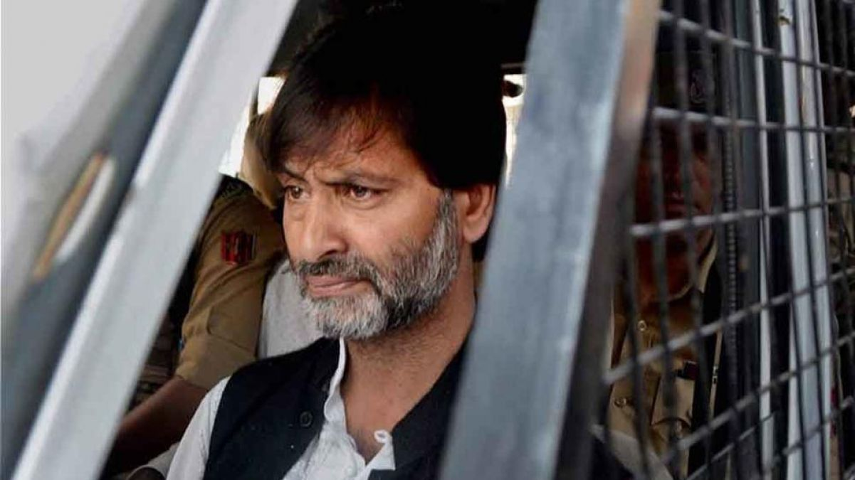 JKLF chief Yasin Malik to face trial in 1990 IAF personnel killing case