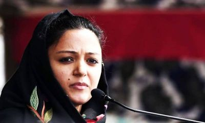 Treason case: Shehla Rashid who gave controversial statement about army gets huge relief from court