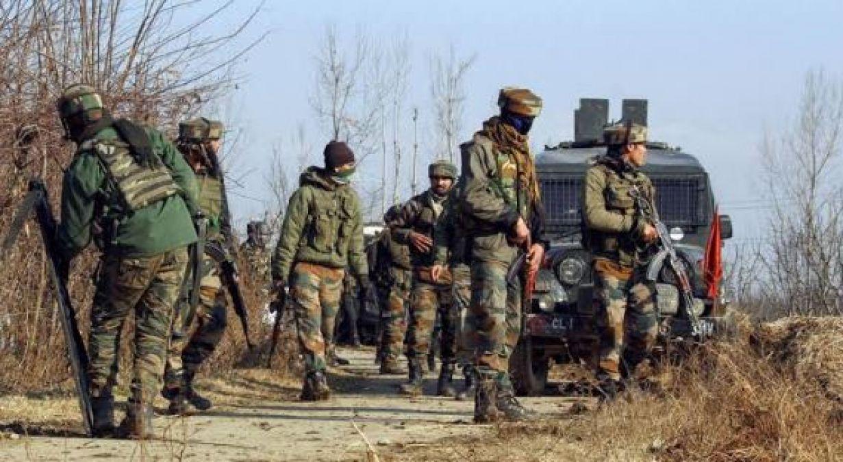 जम्मू कश्मीर : सेना को बड़ी सफलता, सोपोर में LeT का टॉप कमांडर आसिफ मकबूल भट्ट ढेर