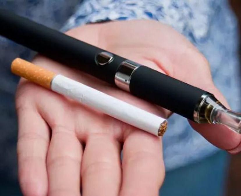 E-cigarette :  त्याग करने पर स्वास्थ होता है बेहतर, आर्थिक स्थिति में आता है सुधार