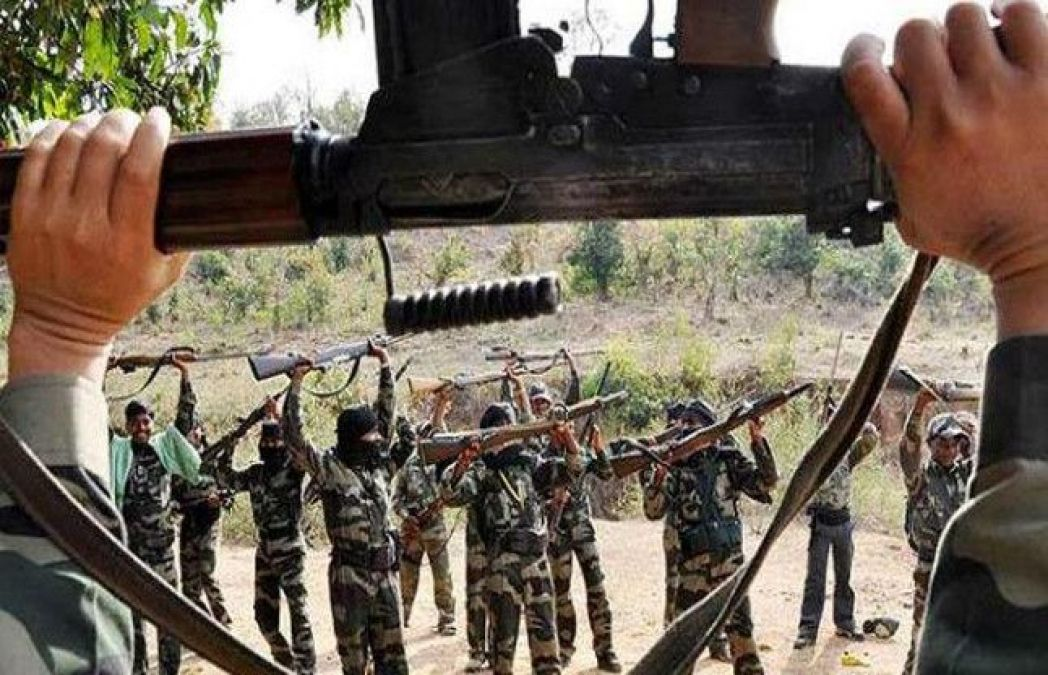 Six Naxals surrender in Chhattisgarh