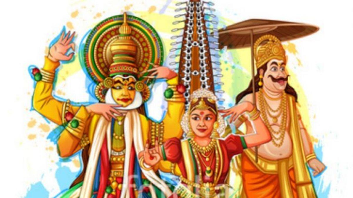 PM Modi congratulates the countrymen on the festival of Onam