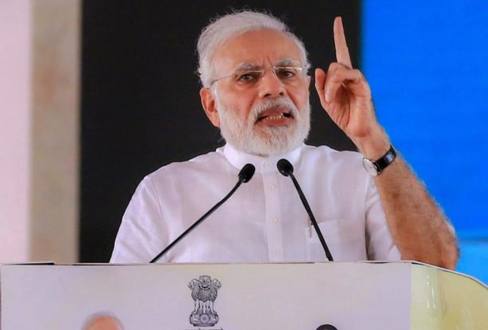 PM Modi will have a rally in Mathura today, will launch many schemes