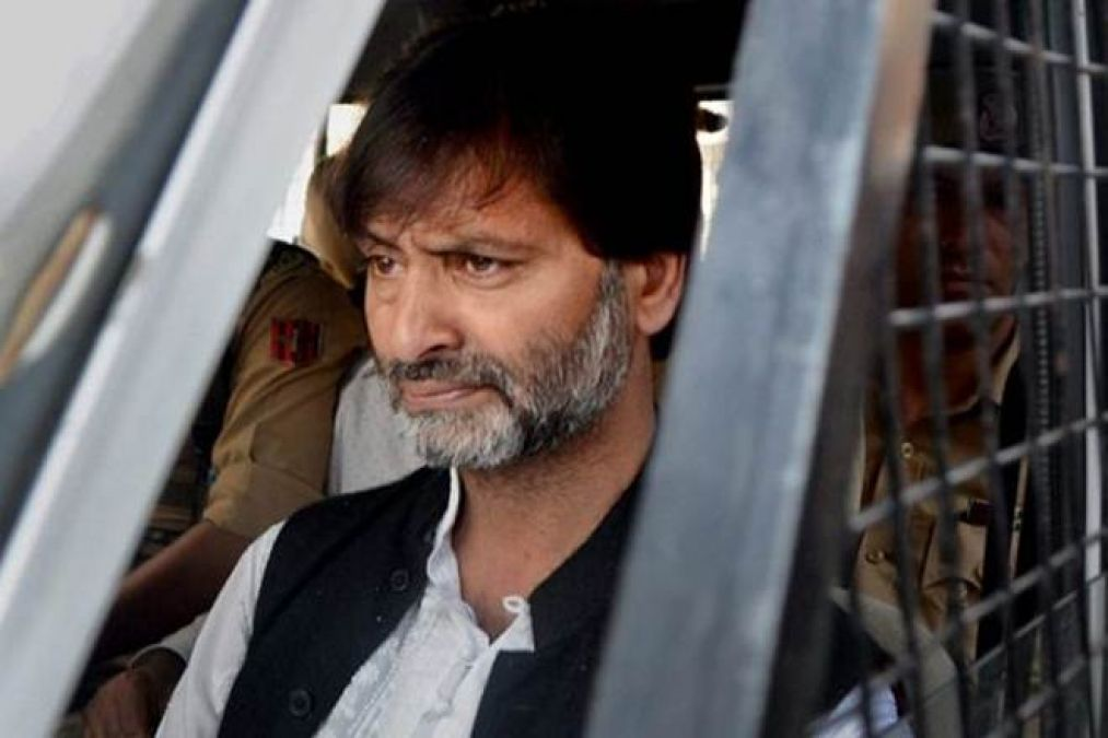 Separatist leader Yasin Malik will appear in TADA court of Jammu today, this is the case