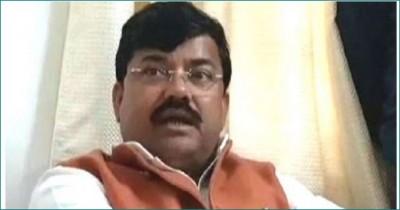 UP Minister Jai Kumar Singh Jaiki tested COVID19 positive