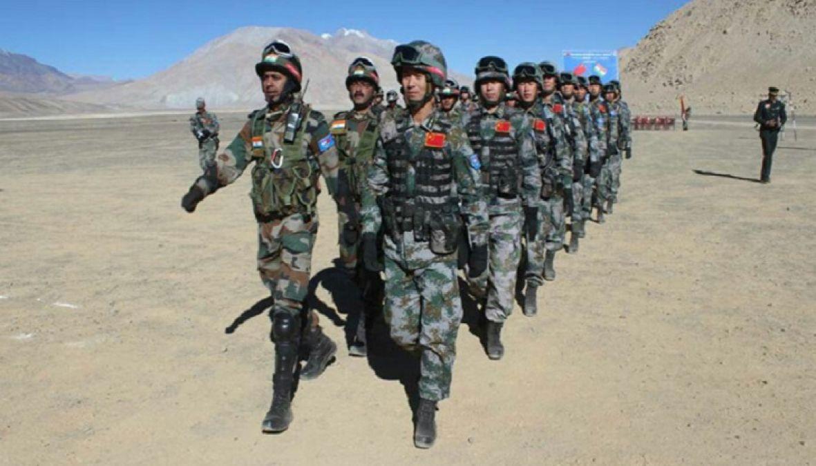 लद्दाख में फिर घुसी चीनी सेना, इंडियन आर्मी ने रोका रास्ता