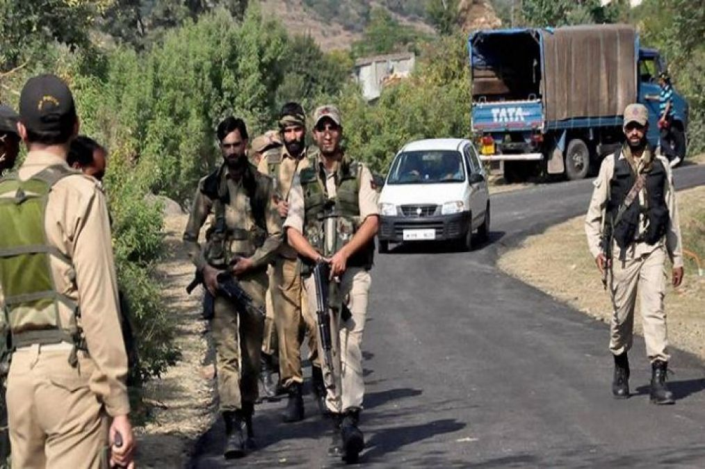 Big conspiracy to spread terror failed, 3 terrorists arrested with AK-47