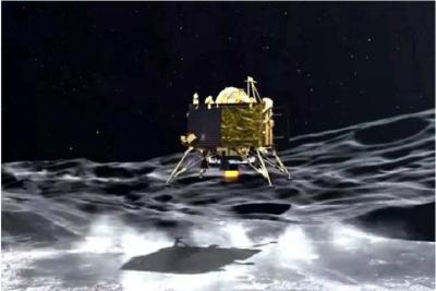 चंद्रयान-2: अब नासा ने भी शुरू किया विक्रम लैंडर से संपर्क का प्रयास, भेजा ये मैसेज