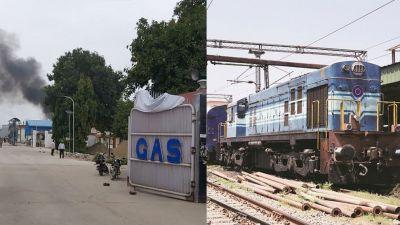 लखनऊ-कानपूर रेल मार्ग की सभी ट्रेनें की गई बंद, जानिए क्या है कारण