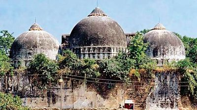 Ayodhya case LIVE: Muslim side lawyer Jilani claims, PWD report mentions mosque