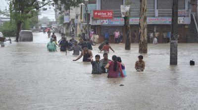 Rain wreaks havoc in Madhya Pradesh, Red alert issued in 14 districts