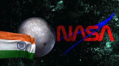 चंद्रयान-2: विक्रम से संपर्क के लिए इसरो को मिला US का साथ, नासा साझा करेगा लैंडिंग की तस्वीरें