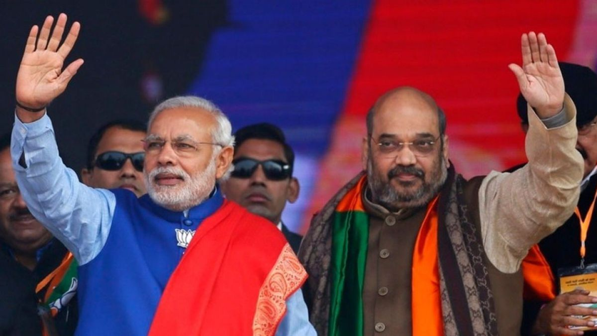 PM Modi and Amit Shah felicitated the countrymen on 'Hindi Diwas', requested this from people