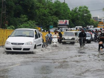Rain wreaks havoc in MP,  school to remain closed today