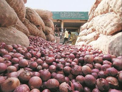 Government takes this step to lower price of onion in market