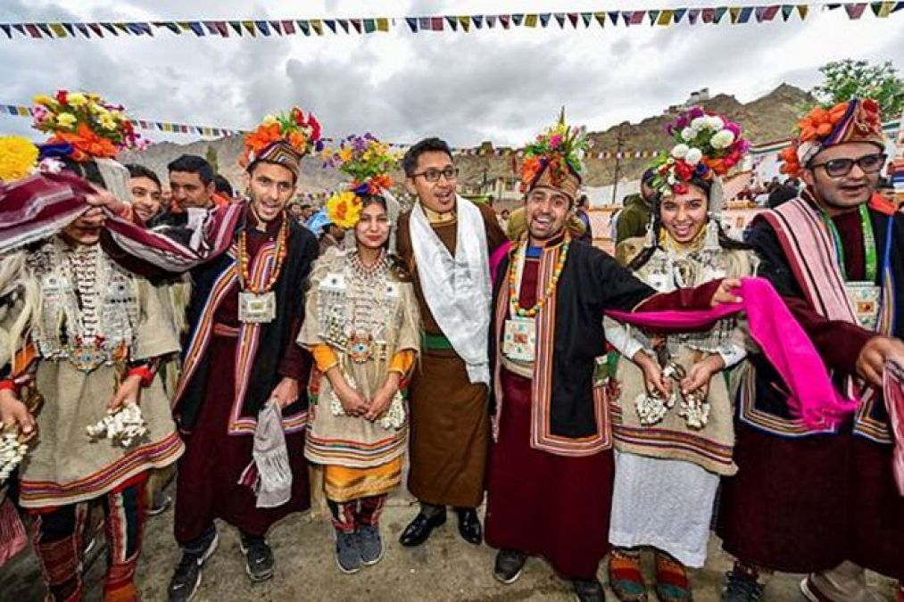 Now Ladakh demands this from government after becoming a Union Territory