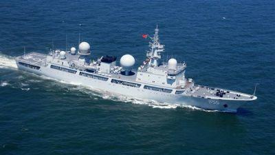 हिन्द महासागर में फिर नज़र आया चीनी युद्धपोत, इंडियन नेवी ने बढ़ाई चौकसी