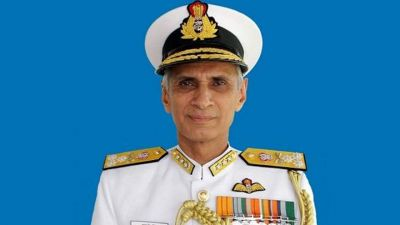 Vice Admiral's Plea Challenging Navy Chief's Appointment Dismissed