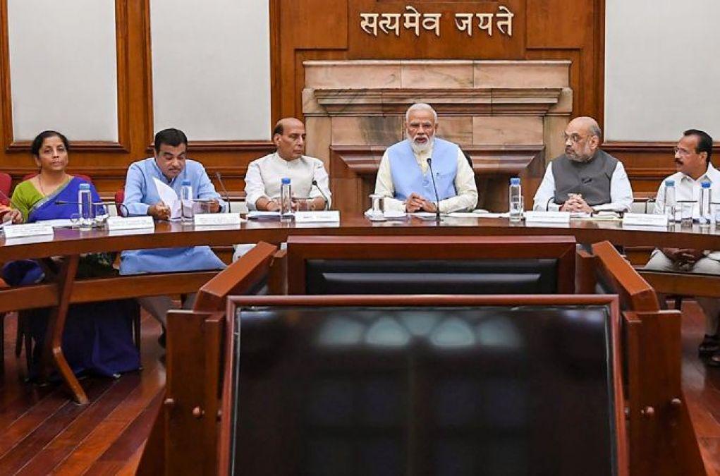 कैबिनेट बैठक : सरकार ने ई-सिगरेट पर लगाया बैन, रेल कर्मचारियों को भी दिया बड़ा तोहफा