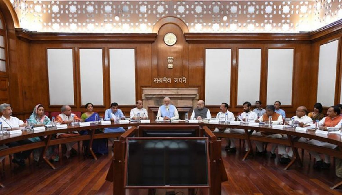 Modi government's cabinet meeting today, ordinance to ban e-cigarettes likely to be approved
