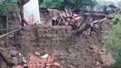मंदसौर में मौत बनकर बरस रही बारिश, 44 लोगों ने गंवाई जान