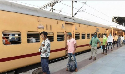 Monsoon Session: How many people died on Labour special trains? government responded