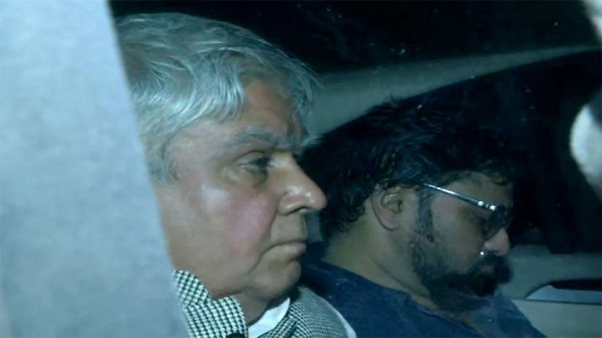 Jadhav University case: Bengal Governor Jagdeep Dhankar attacked police and TMC leader