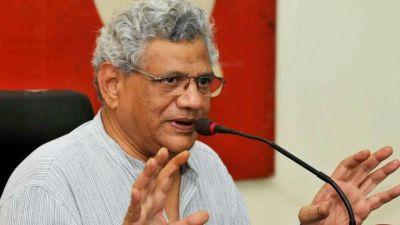 वित्त मंत्री के ऐलान के बाद सीताराम येचुरी का बयान, कहा- ये एक स्कैंडल