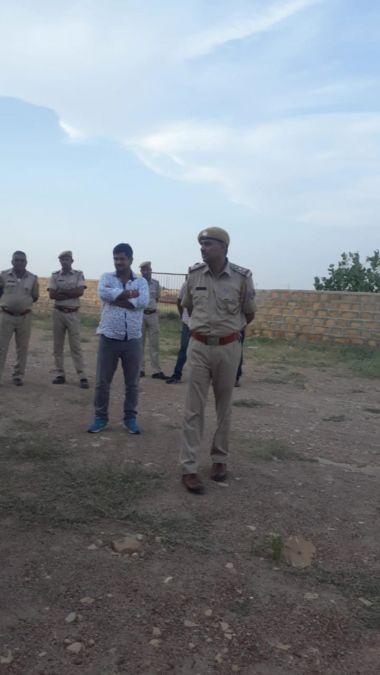 जैसलमेर पुलिस ने गोदामों पर छापा मारकर बरामत किया भारी मात्रा में नक़ली स्टॉक