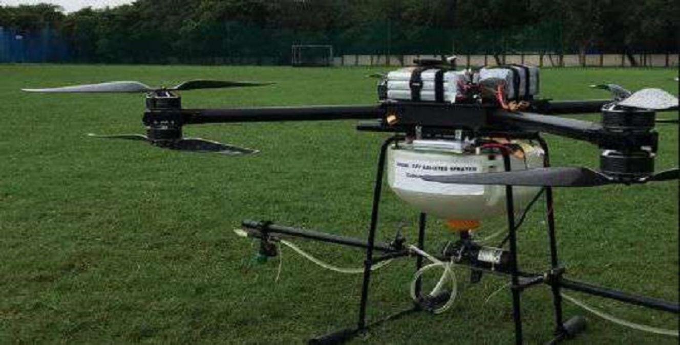 अब आतंकियों की आएगी शामत, उनका खात्मा करेगा कश्मीरी युवा द्वारा बनाया गया यह ड्रोन