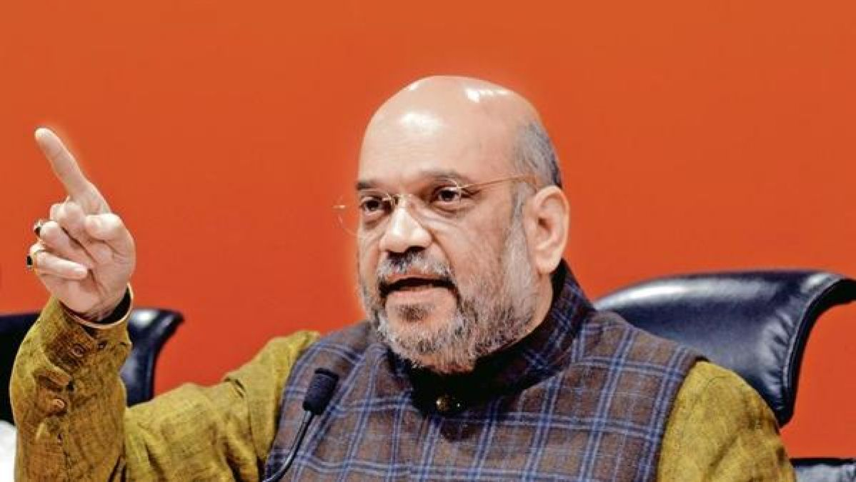 Amit Shah met the members of Jamiat Ulema, says, 'Our motive is not to disturb the minorities'