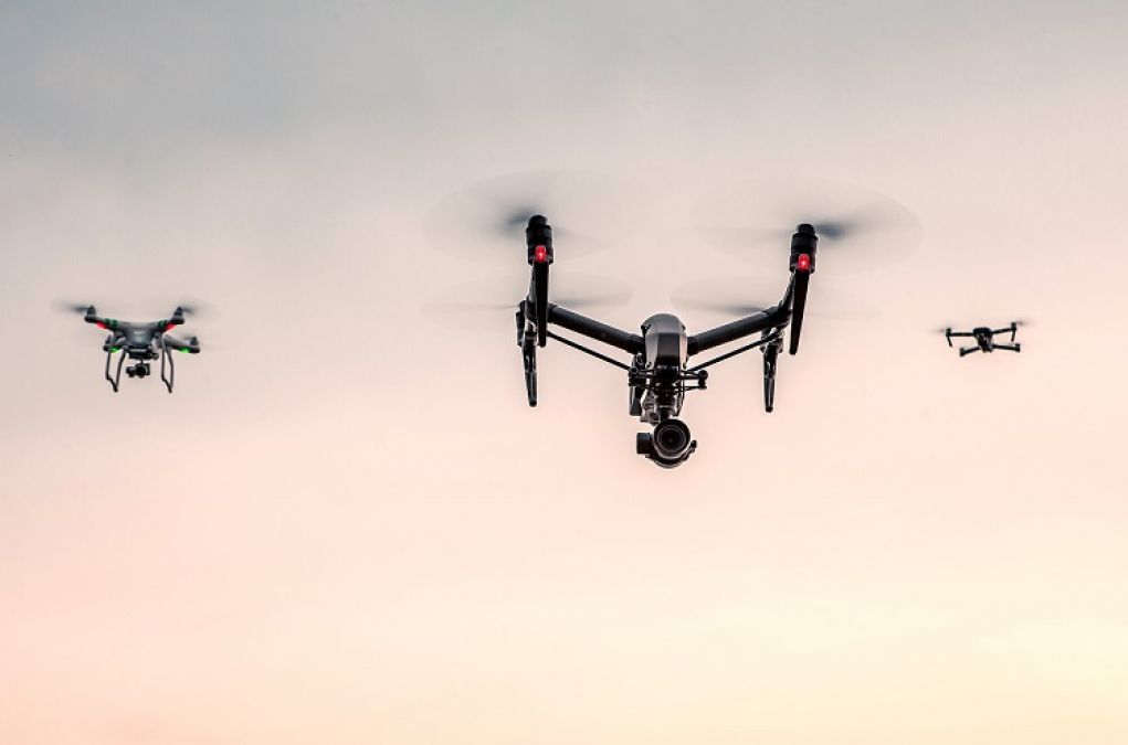 Now medicines and necessary materials will be delivered with the help of drones, service to start soon in this state
