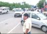 दिल्ली के प्रसिद्ध अक्षरधाम मंदिर के पास पुलिसदल पर बदमाशों ने की फायरिंग, फैली सनसनी