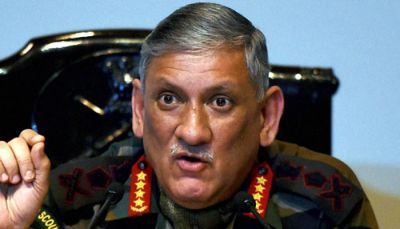 Army Chief Bipin Rawat's big revelation, says-