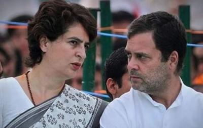 Rahul Gandhi, Priyanka Gandhi slams central govt over Agriculture Bills