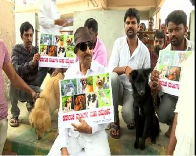 Dogs Conclave: Former MLA raised his voice in favor of dogs, said this