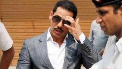 ED seeks Robert Vadra's custodial interrogation