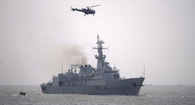 अरब सागर में नौसेना अभ्यास कर रहा पाकिस्तान, भारत ने नज़र रखने के लिए तैनात किए युद्धपोत