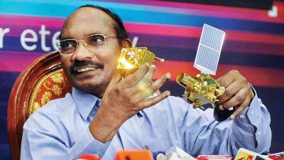 ISRO chief prepares for Gaganyaan, says -