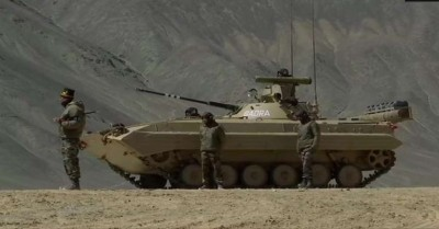 India deploys T-90 and T-72 tanks on LAC, ready to challenge the dragon