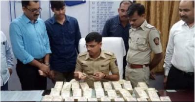 औरगांबाद से जब्त हुए एक करोड़ मूल्य के पुराने नोट, तीन गिरफ्तार