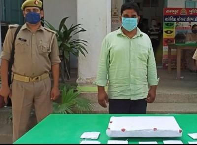Azam Khan's close aide head constable arrested