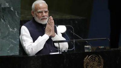 UN में पीएम मोदी ने किया 3000 वर्ष प्राचीन तमिल कवि का जिक्र, कहा-  ''याधुम ऊरे यावरुम केलिर''
